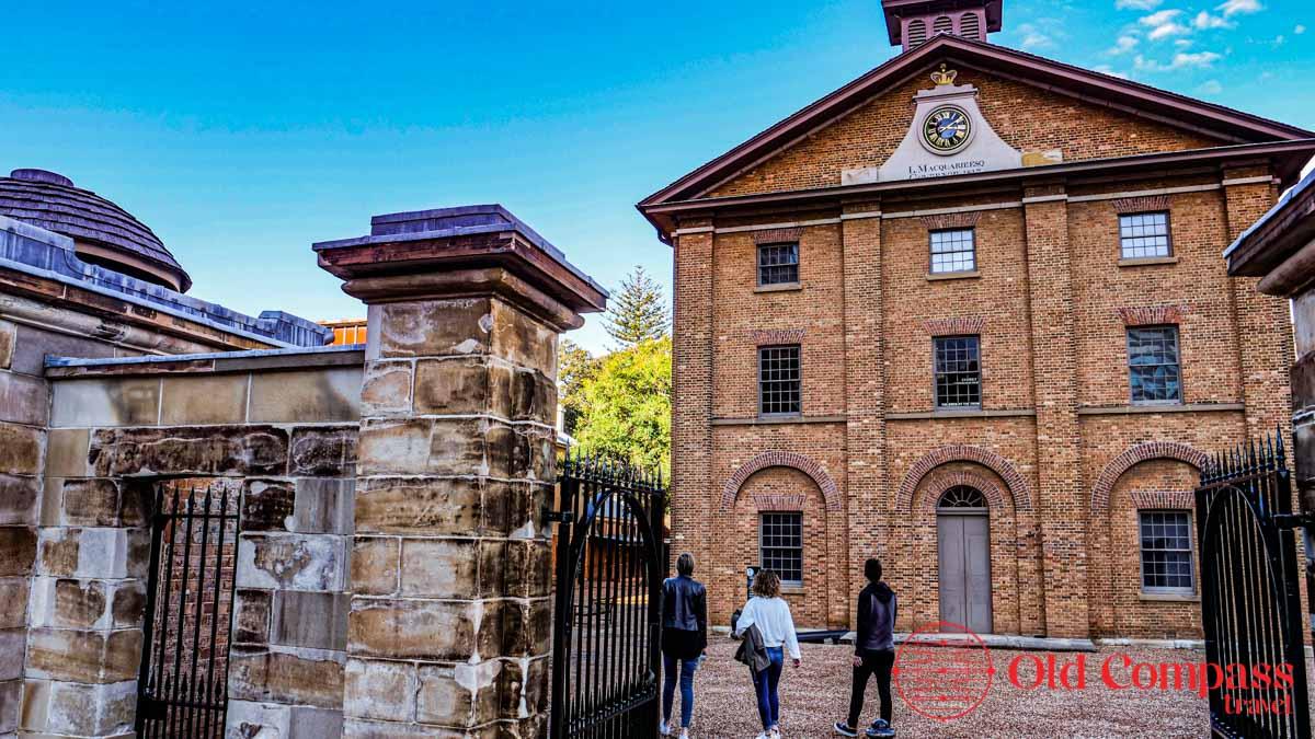 Hyde Park Convict Barracks, Sydney